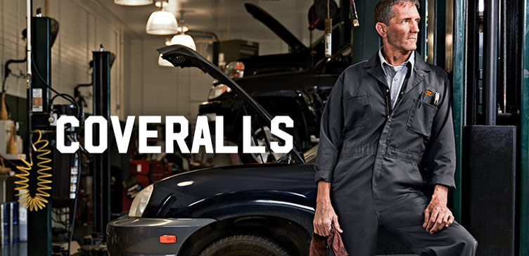 Mechanic Coveralls; Everything Wrong With Your Garage Uniform