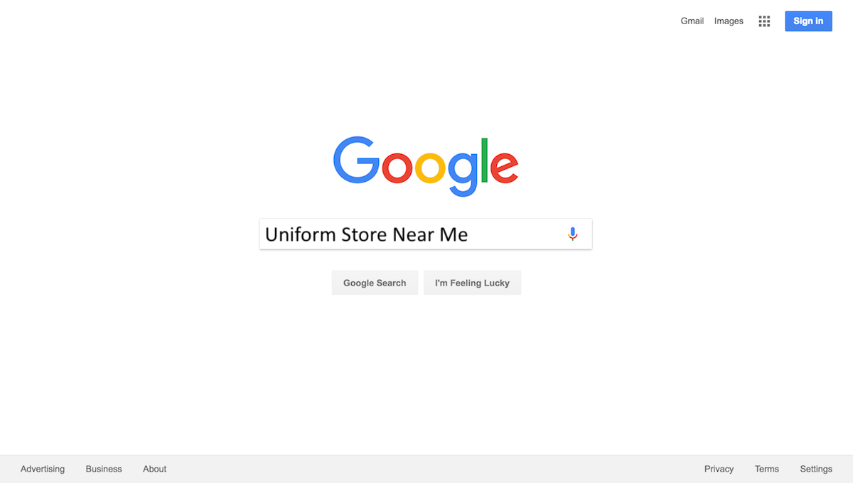 """Why Googling """"Uniform Store Near Me"""" is the Worst Plan for New Nursing Uniforms (And What You Should Do Instead)"""