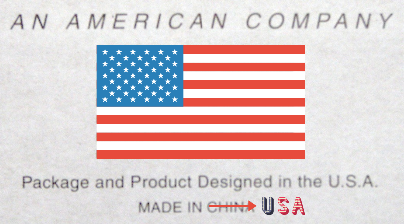 Union Line; 100% American Made Workwear Since 1907
