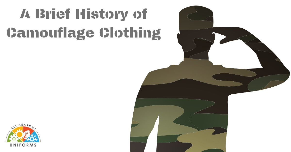 A Brief History of Camouflage Clothing
